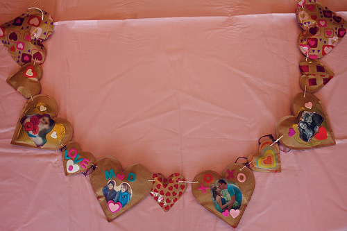 Valentine Day Craft 5