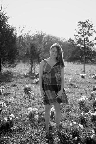 Mindy & Daffodils 67