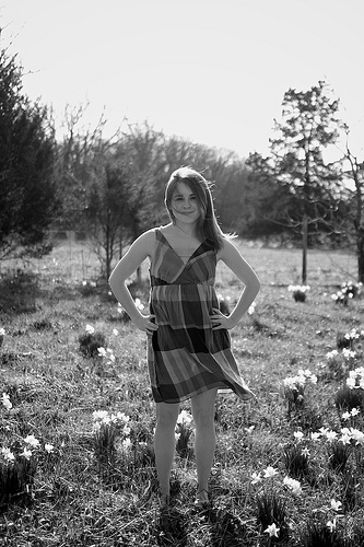 Mindy & Daffodils 69