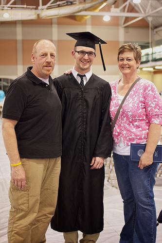 Ryan's AU Graduation 35