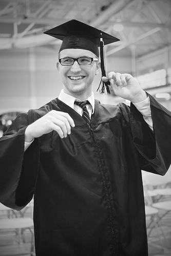Ryan's AU Graduation 36