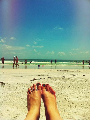 Siest key beach